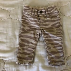 Baby Gap 1969 Baby girl jeans 3-6 months old